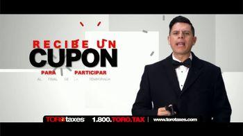 Toro Taxes TV Spot, 'Mucho fútbol' [Spanish] - Thumbnail 5