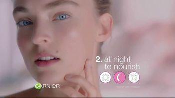 Garnier SkinActive 3-In-1 Moisturizer TV Spot, 'Discover the Moisturizer' - Thumbnail 8