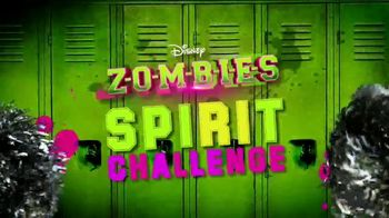 Disney Channel TV Spot, 'Zombies Spirit Challenge'
