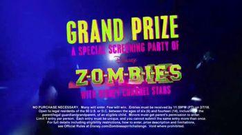 Disney Channel TV Spot, 'Zombies Spirit Challenge' - Thumbnail 8