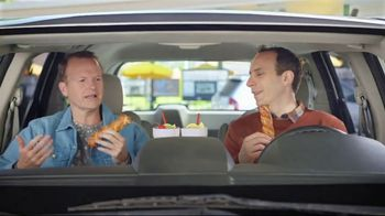 Sonic Drive-In Soft Pretzel Twists TV Spot, 'Tongue Twister' - 3271 commercial airings