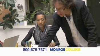 Monroe College Online TV Spot, 'Real World Education'