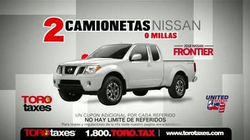 Toro Taxes TV Spot, 'Dos camionetas Nissan' [Spanish] - Thumbnail 4