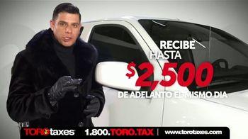 Toro Taxes TV Spot, 'Dos camionetas Nissan' [Spanish] - Thumbnail 9