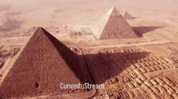CuriosityStream TV Spot, 'Scanning the Pyramids' - Thumbnail 1