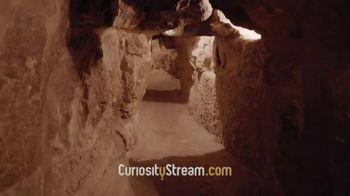 CuriosityStream TV Spot, 'Scanning the Pyramids' - Thumbnail 4