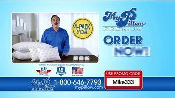 My Pillow Premium TV Spot, 'Better Night's Sleep: 4-Pack Special' - Thumbnail 4