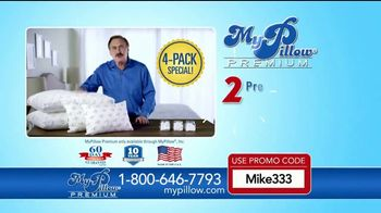 My Pillow Premium TV Spot, 'Better Night's Sleep: 4-Pack Special' - Thumbnail 9