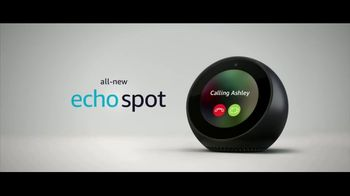 Amazon Echo Spot TV Spot, 'Calling Ashley' - Thumbnail 10