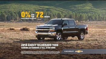2018 Chevrolet Silverado 1500 TV Spot, 'Una elección obvia' [Spanish] [T2] - Thumbnail 7