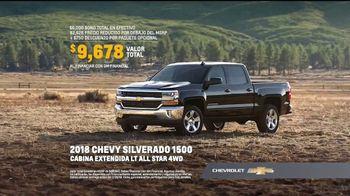 2018 Chevrolet Silverado 1500 TV Spot, 'Una elección obvia' [Spanish] [T2] - Thumbnail 8