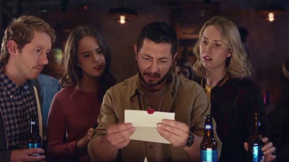 Bud light tv commercial dueto de karaoke ispot aloadofball Images