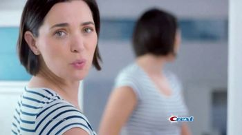 Crest Gum Detoxify TV Spot, 'Irritated Gums and Bacteria' - 372 commercial airings