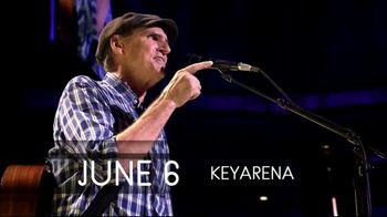 Beaver Productions TV Spot, 'James Taylor & His All-Star Band: KeyArena' - Thumbnail 5