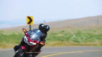 2018 Honda Gold Wing Tour TV Spot, 'Beyond the Screen' - Thumbnail 4