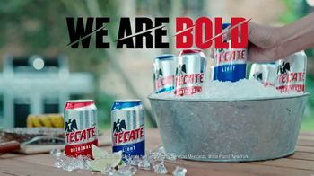 Tecate Light TV Spot, 'The Ice Cold Tecate Can Challenge' - Thumbnail 10