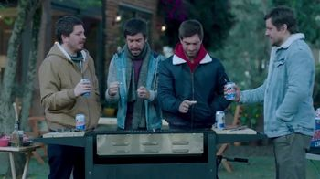 Tecate Light TV Spot, 'The Ice Cold Tecate Can Challenge'