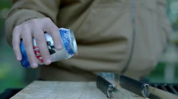 Tecate Light TV Spot, 'The Ice Cold Tecate Can Challenge' - Thumbnail 9