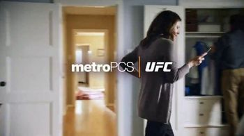 MetroPCS Unlimited 4G LTE TV Spot, 'UFC: Belt 100' Feat. Demetrious Johnson - Thumbnail 1