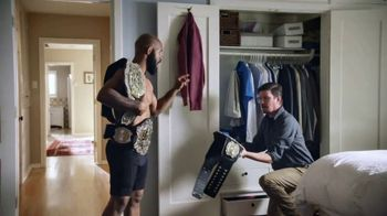 MetroPCS Unlimited 4G LTE TV Spot, 'UFC: Belt 100' Feat. Demetrious Johnson - Thumbnail 5