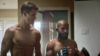MetroPCS TV Spot, 'Physics Homework' Ft. Sage Northcutt, Demetrious Johnson - 10 commercial airings
