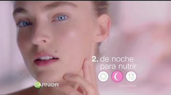 Garnier 3-in-1 Moisturizer TV Spot, 'Uno que funciona' [Spanish] - Thumbnail 7