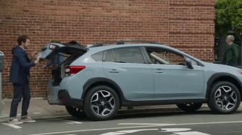 2018 Subaru Crosstrek TV Spot, 'Welcome to the Pack' Featuring Jacob Zachar [T1] - Thumbnail 1