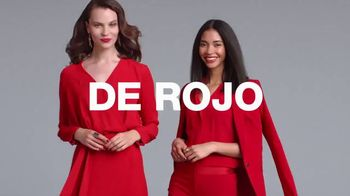 Macy's Venta Viste de Rojo TV Spot, 'Vístete de rojo' [Spanish] - Thumbnail 2