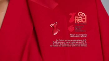 Macy's Venta Viste de Rojo TV Spot, 'Vístete de rojo' [Spanish] - Thumbnail 4
