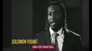 Big 12 Conference TV Spot, 'Champions for Life: Solomon Young' - Thumbnail 1