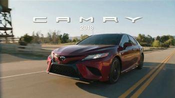 2018 Toyota Camry TV Spot, 'Rebelde' [Spanish] - Thumbnail 8