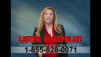 Roni Deutch TV Spot, 'Don't Fight Alone' - Thumbnail 2