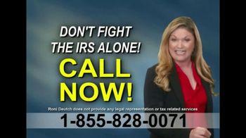 Roni Deutch TV Spot, 'Don't Fight Alone' - Thumbnail 9