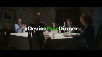 Common Sense Media TV Spot, 'Device-Free Dinner: Clout' Feat. Will Ferrell - Thumbnail 9