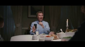 Common Sense Media TV Spot, 'Device-Free Dinner: Clout' Feat. Will Ferrell - 162 commercial airings
