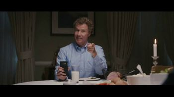 Common Sense Media TV Spot, 'Device-Free Dinner: Clout' Feat. Will Ferrell - Thumbnail 5
