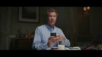 Common Sense Media TV Spot, 'Device-Free Dinner: Clout' Feat. Will Ferrell - Thumbnail 6