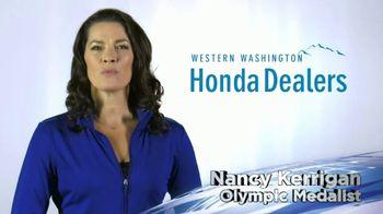 Honda TV Spot, 'The Extra Mile' Featuring Nancy Kerrigan [T2] - Thumbnail 3