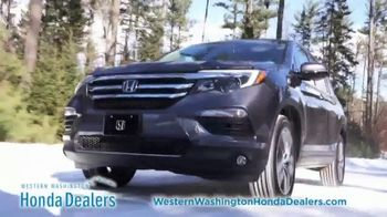 Honda TV Spot, 'The Extra Mile' Featuring Nancy Kerrigan [T2] - Thumbnail 5