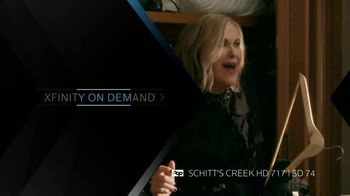 XFINITY On Demand TV Spot, 'X1: Schitt's Creek' - Thumbnail 2