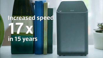 XFINITY Internet TV Spot, 'Faster Speeds' - Thumbnail 7