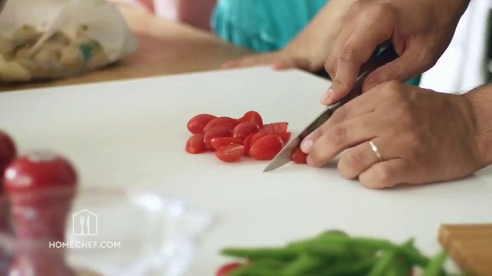 Home Chef TV Commercial, 'Our Meals Speak for Themselves'