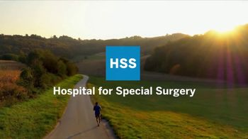 Hospital for Special Surgery TV Spot, 'How You Move Is Why We're Here' - Thumbnail 9