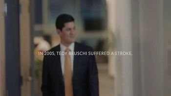Ally Bank TV Spot, 'Stroke Prevention' Featuring Tedy Bruschi - Thumbnail 2