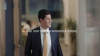 Ally Bank TV Spot, 'Stroke Prevention' Featuring Tedy Bruschi - Thumbnail 3