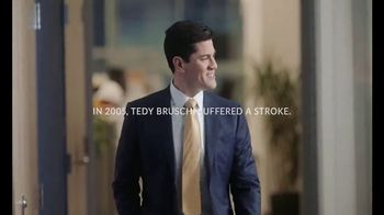 Ally Bank TV Spot, 'Stroke Prevention' Featuring Tedy Bruschi - Thumbnail 4