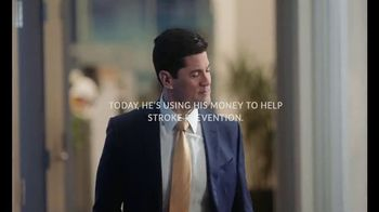 Ally Bank TV Spot, 'Stroke Prevention' Featuring Tedy Bruschi - Thumbnail 5