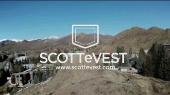 SCOTTeVEST TV Spot, 'Hoodie Cotton' - Thumbnail 8