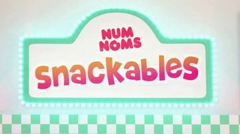Num Noms Snackables TV Spot, 'New Snackables Dippers and Cereal!' - Thumbnail 1