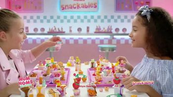 Num Noms Snackables TV Spot, 'New Snackables Dippers and Cereal!' - Thumbnail 8